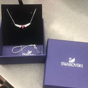 Swarovski Love Necklace #5408434